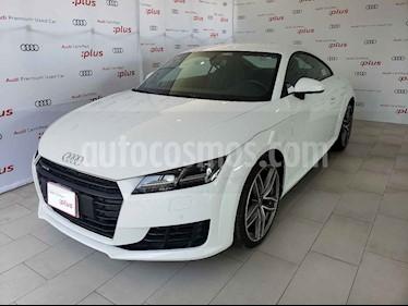 Foto venta Auto usado Audi TT CoupA© 2.0T FSI 230 hp Sport High (2017) color Blanco precio $650,000