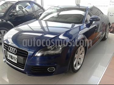 Foto venta Auto usado Audi TT Coupe 1.8 T FSI (2013) color Azul precio u$s31.000