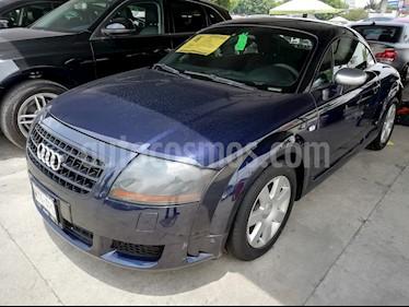Foto venta Auto usado Audi TT Coupe 1.8T (150Hp) (2006) color Azul Metalizado precio $179,000
