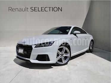 Foto venta Auto usado Audi TT Coupe 1.8T FSI (2017) color Blanco precio $650,000