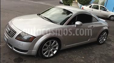 Foto venta Auto Seminuevo Audi TT Coupe 1.8T Quattro (225HP)  (2003) color Plata precio $139,500