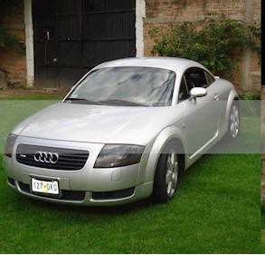 foto Audi TT Coupé 1.8T Quattro (225HP)  usado (2001) color Plata Metalizado precio $140,000