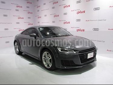 Foto Audi TT Coupe 1.8T usado (2018) color Gris precio $655,000