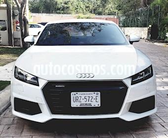 Foto venta Auto usado Audi TT Coupe 2.0T FSI 230 hp S Line (2016) color Blanco Ibis precio $575,000