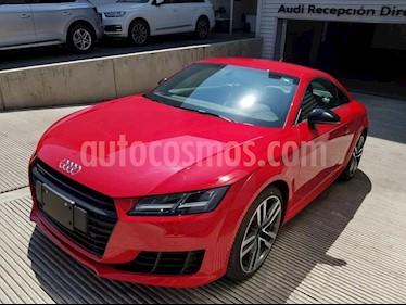 Foto venta Auto Seminuevo Audi TT Coupe 2.0T FSI 230 hp Sport High (2018) color Rojo precio $755,000