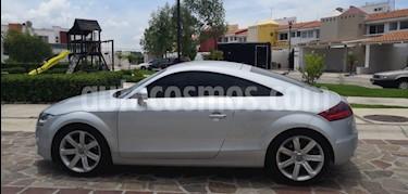 Audi TT Coupe 2.0T FSI usado (2013) color Gris Plata  precio $350,000