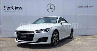 Foto venta Auto usado Audi TT Coupe 3.2L Quattro S-Tronic (2016) color Blanco precio $579,900