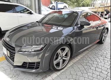 Audi TT Coupe 2.0T FSI usado (2016) color Gris precio $550,000