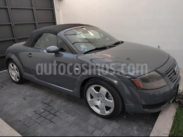 Audi TT Roadster 1.8T Quattro (225Hp)  usado (2001) color Gris Oscuro precio $159,500