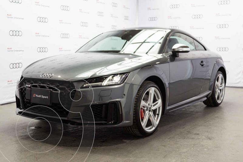 Audi TT Coupe 2.0T FSI S-Tronic nuevo color Negro precio $1,118,000