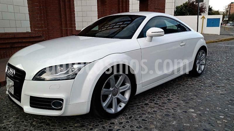 Audi TT Coupe 2.0T FSI S-Tronic usado (2011) color Blanco precio $270,000