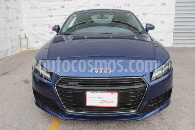 Audi TT Coupe 2.0T FSI 230 hp Sport High usado (2018) color Azul precio $610,000
