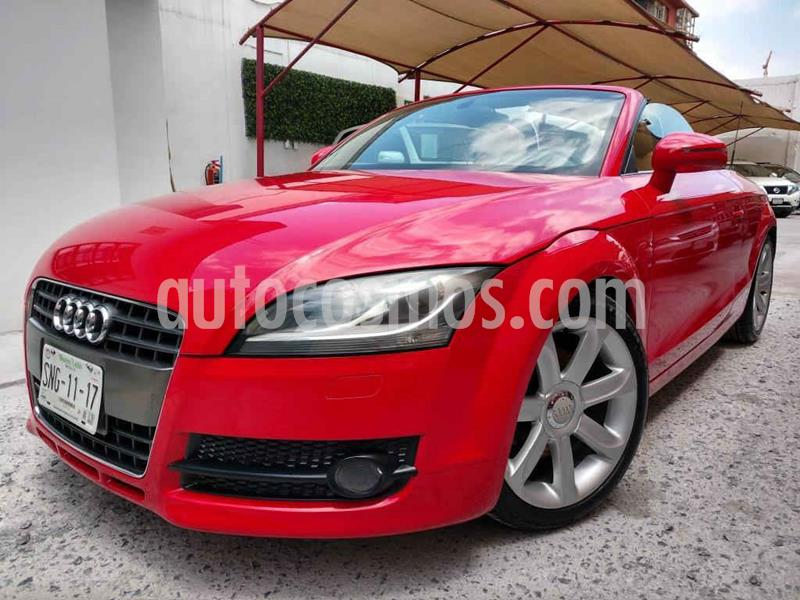 Audi TT Roadster 2.0T FSI S-Tronic usado (2008) color Rojo precio $229,000