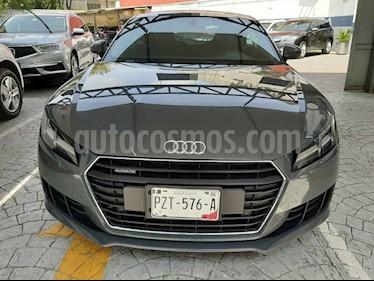 Audi TT 2p Coupe Sport High L4/2.0/T Aut usado (2016) color Gris precio $510,000