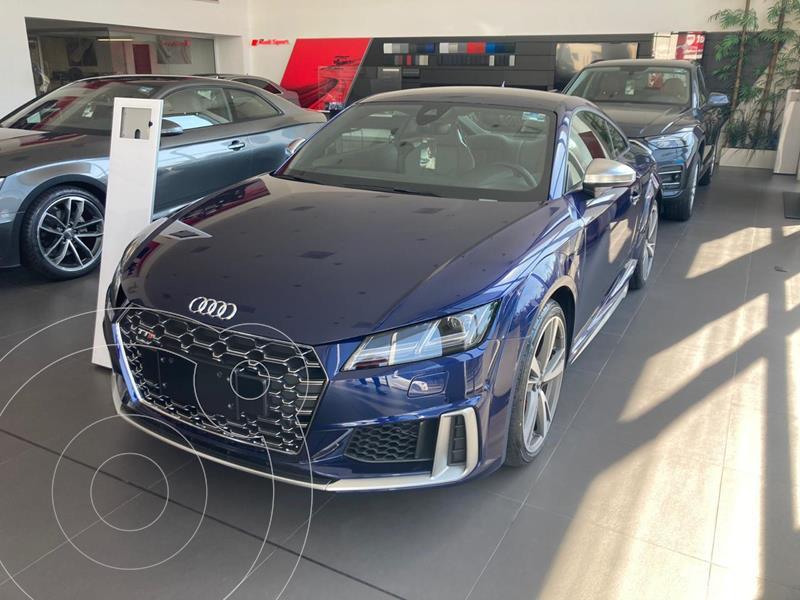 Audi TT 2.0T S Tronic  nuevo color Azul precio $1,109,900