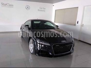 Audi TT Coupe 2.0T FSI 230 hp S Line usado (2016) color Negro precio $530,000