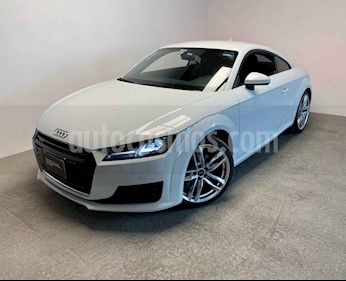 Audi TT Coupe 2.0T FSI 230 hp Sport High usado (2016) color Blanco precio $595,000