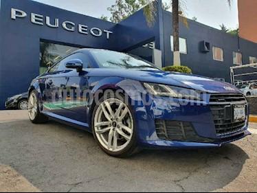 foto Audi TT Coupé 2.0T FSI 230 hp Sport High usado (2018) color Azul precio $729,900