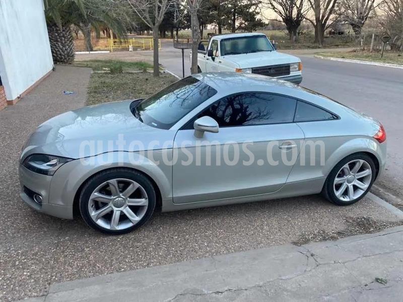Audi TT Coupe 2.0T FSI usado (2012) color Gris precio $280,000