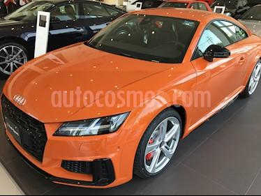 Audi TT S Coupe nuevo color Naranja precio $1,120,300