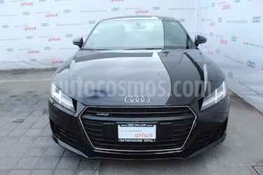 Audi TT 2p Coupe Sport High L4/2.0/T Aut usado (2017) color Negro precio $560,000