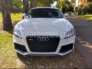 Foto venta Auto usado Audi TT RS Coupe 2.5 T FSI S-tronic Quattro (2012) color Blanco precio u$s63.000