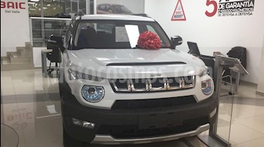 BAIC BJ20 Top Aut nuevo color Blanco precio $453,900