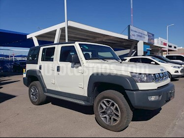 BAIC BJ40 2.3T AT 4WD TOP usado (2018) color Blanco precio $390,000