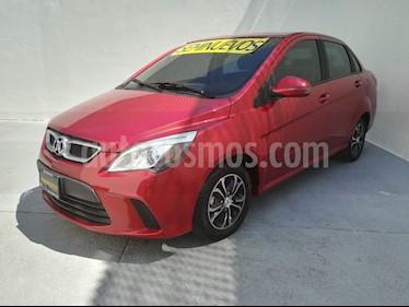 BAIC D20 Sedan Confort usado (2018) color Rojo precio $140,000