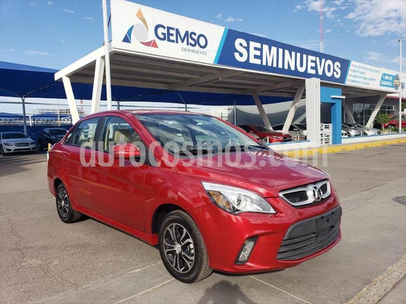 BAIC D20 Sedan Fashion Aut usado (2018) color Rojo precio $160,000