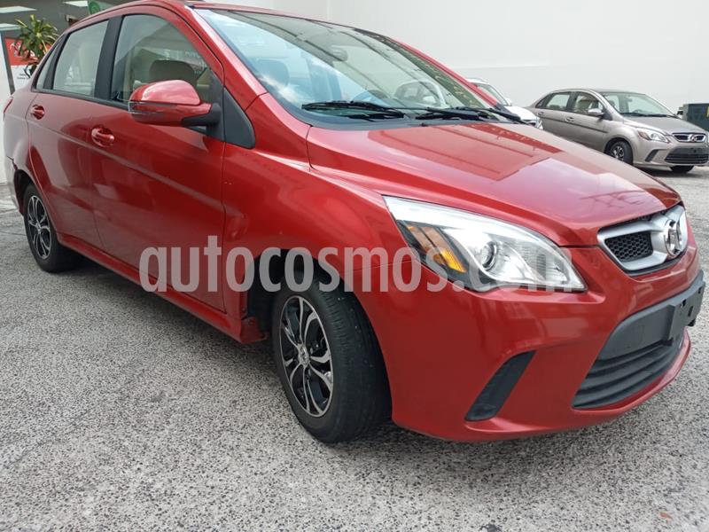 BAIC D20 Sedan Confort usado (2018) color Rojo precio $129,000