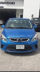 BAIC D20 Sedan Confort usado (2018) color Azul Mediterraneo precio $115,000