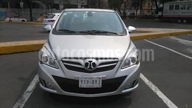 Foto venta Auto usado BAIC D20 Sedan Top Aut (2017) color Plata precio $149,000