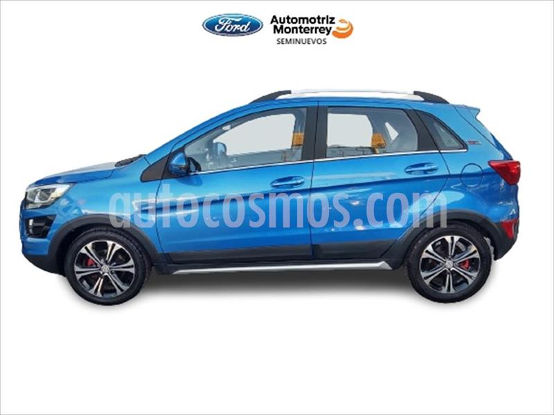 BAIC X25 FASHION TA usado (2018) color Azul Electrico precio $214,900