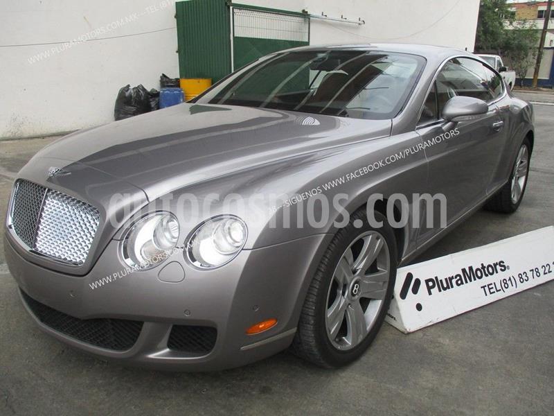 Bentley Continental GT Convertible 6.0L usado (2009) color Gris precio $1,499,000