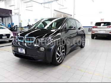 BMW i3 3P HB I3 DYNAMIC ELECTRICO PIEL GPS QC RA-19 usado (2015) color Gris precio $450,000