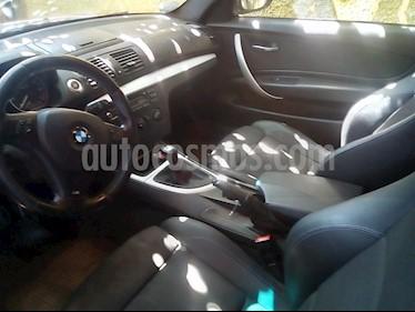 BMW Serie 1 116i 3P usado (2012) color Gris Mineral precio $7.200.000