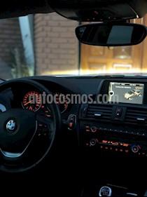 BMW Serie 1 116i 5P usado (2013) color Blanco Alpine precio $650.000