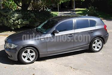 Foto venta Auto usado BMW Serie 1 116i 5P (2007) color Gris precio $320.000
