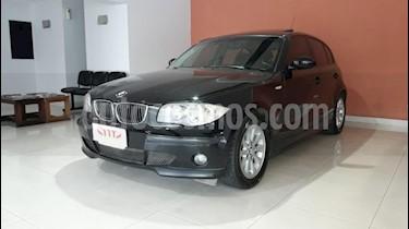 Foto venta Auto usado BMW Serie 1 116i 5P (2006) color Negro precio $350.000