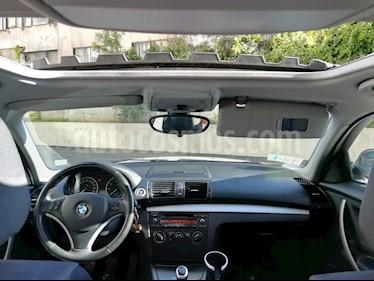 BMW Serie 1 116i 5P usado (2010) color Gris Plata  precio $6.750.000