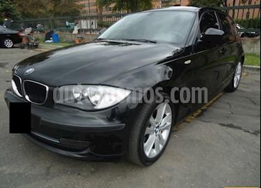BMW Serie 1 116i 5P usado (2008) color Negro precio $17.000.000