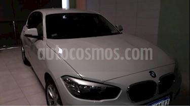 Foto venta Auto Usado BMW Serie 1 118i Active 5P (2017) color Blanco precio $1.060.000