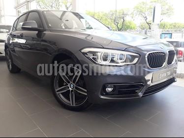 Foto BMW Serie 1 118i Sport Line 5P Aut nuevo color Gris Mineral precio $2.245.400