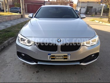 Foto venta Auto usado BMW Serie 1 118i Sport Line 5P (2017) color Gris Oscuro precio u$s51.500