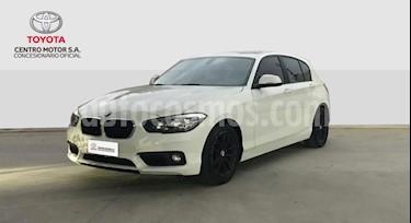 Foto venta Auto usado BMW Serie 1 120i 5P (2016) color Blanco precio $1.290.000
