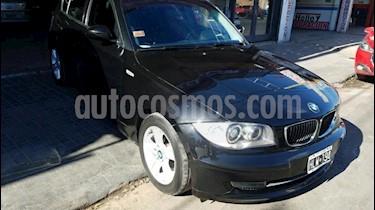 Foto venta Auto Usado BMW Serie 1 120i 5P (2008) color Negro precio $420.000