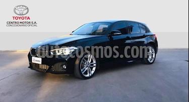 Foto venta Auto usado BMW Serie 1 120i Paquete M 5P (2016) color Negro precio $1.590.000