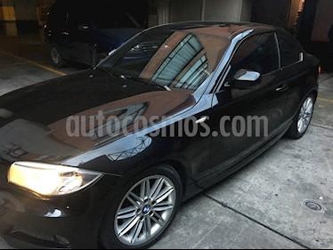 BMW Serie 1 120i Sport Coupe usado (2012) color Negro Zafiro precio $62.000.000