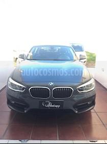 BMW Serie 1 120i Sport Line 5P Aut usado (2016) color Gris Mineral precio u$s28.000